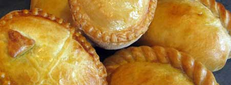 Pies and Pasties at the Wivey Larder